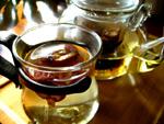 サンザシとプーアール茶