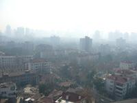 今日の上海