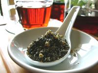 核桃黒芝麻粉の食べ方