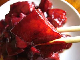 紅腐乳焼肉