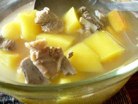 木瓜助排湯