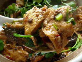 魚婆豆腐(ユィボードウフ)