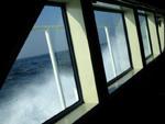 佐世保港から五島の有川へ