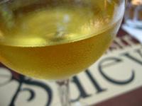 白ワインもうまい