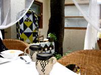 モロッコ料理の店