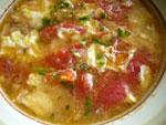 蕃茄蛋湯(トマトと卵のスープ