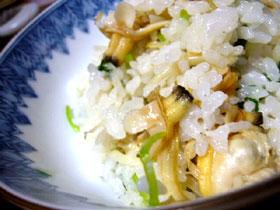 アサリご飯