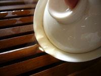厚紙7532プーアル餅茶