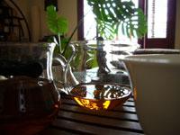 荷香老散茶60年代プーアル茶