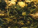 豚肉と香椿のスープ