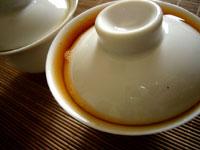 1970年代の7542七子餅茶の散茶