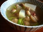 南風肉草�冬瓜湯(草�と南風肉と冬瓜のスープ)