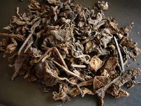 文革磚茶70年代散茶