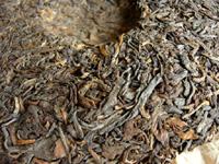 厚紙7532七子餅茶(プーアル茶)