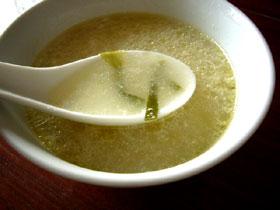 沙鍋人参鶏のスープ