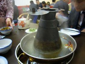北京式の火鍋