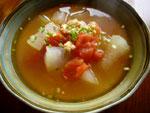 蕃茄冬瓜干貝湯(トマトと冬瓜と干し貝柱のスープ)