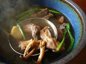 十全大補湯(完全無欠の薬膳スープ)
