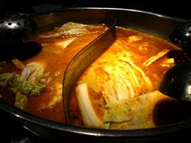 カレーの火鍋