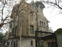 上海の古い洋館