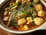 麻辣油豆腐湯