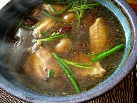 十全大補湯・薬膳スープ