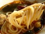 火鍋の麺は米粉