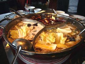 原味米粥火鍋