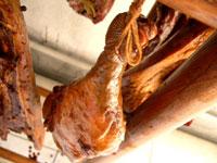 醤油肉干し始め
