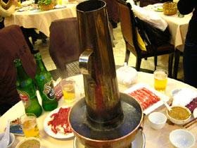 清真羊肉火鍋