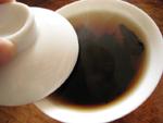 文革磚茶70年代散茶プーアル茶