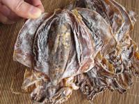 干墨魚(コウイカの干物)