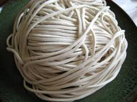 上海炒面の麺