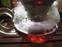 荷香老散茶プーアル茶