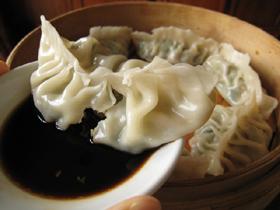 蒸餃(蒸し餃子)