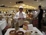 香港の飲茶レストラン