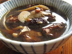 肉骨茶(バクテー)試作1