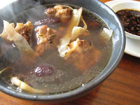 肉骨茶(バクテー)試作3