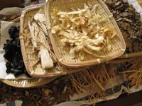 肉骨茶の漢方素材