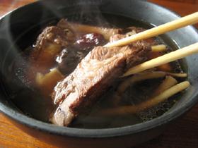肉骨茶(バクテー)試作5