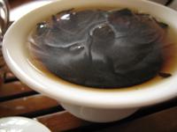 沈香老散茶50年代プーアル茶