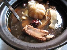肉骨茶(バクテー)試作7