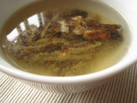 田鰻の骨汁
