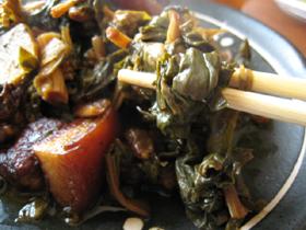 梅干菜焼肉