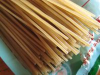 カラスムギの麺