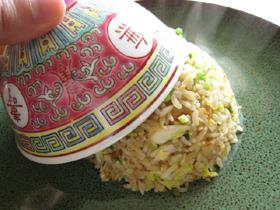干貝炒飯(干し貝柱のチャーハン)