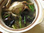 鳩のスープ