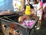 子豚の丸焼き
