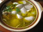 鴨と里芋のスープ