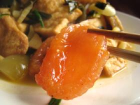 泡菜焼豆腐